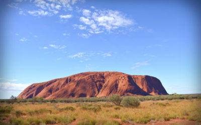Is Ayers Rock and the red center of Australia really worth the trip?