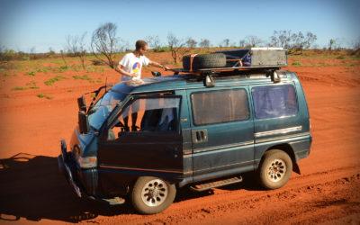 Getting a (decent) vehicle in Australia