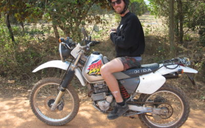 Life-saving tips to travel in South East Asia by motorbike
