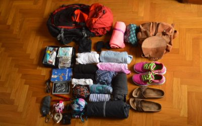 Ninja Packing: how to travel with a 6kg carry on